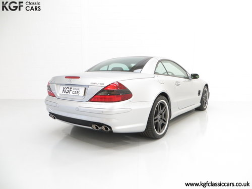 2005 A Rare and Powerful Mercedes-Benz SL65 AMG (R230) SOLD (picture 5 of 6)