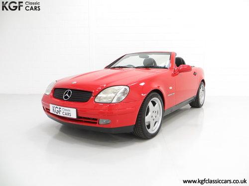 1999 A Stunning Mercedes-Benz SLK230 Kompressor (R170) SOLD (picture 2 of 6)