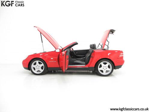 1999 A Stunning Mercedes-Benz SLK230 Kompressor (R170) SOLD (picture 3 of 6)