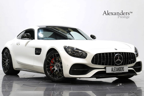 2017 17 67 MERCEDES BENZ AMG GT C EDITION 50 AUTO  For Sale (picture 1 of 6)