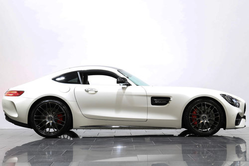 2017 17 67 MERCEDES BENZ AMG GT C EDITION 50 AUTO  For Sale (picture 2 of 6)