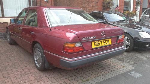 1990 300E 24v Sportline For Sale (picture 3 of 4)