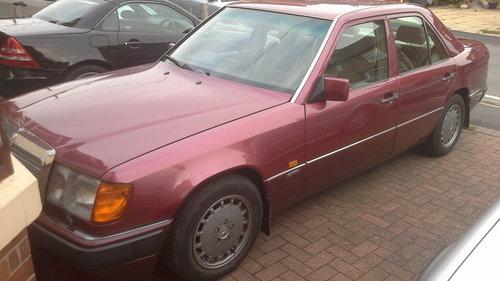 1990 300E 24v Sportline For Sale (picture 4 of 4)