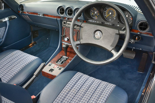1986 Mercedes-Benz 300SL (R107) #2041 For Sale (picture 2 of 6)