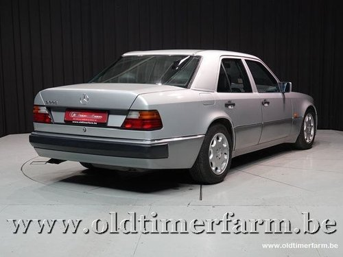 1992 Mercedes-Benz 500E W124 '92 For Sale (picture 2 of 6)
