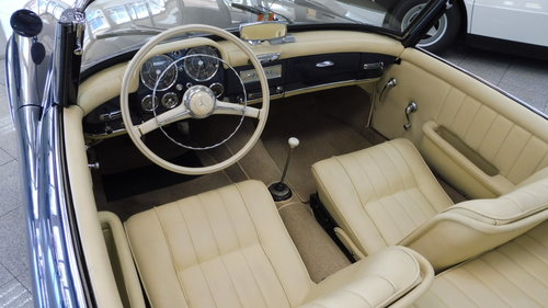 1955 mercedes 190 sl early production For Sale (picture 3 of 6)