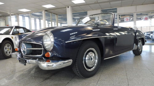 1955 mercedes 190 sl early production For Sale (picture 4 of 6)