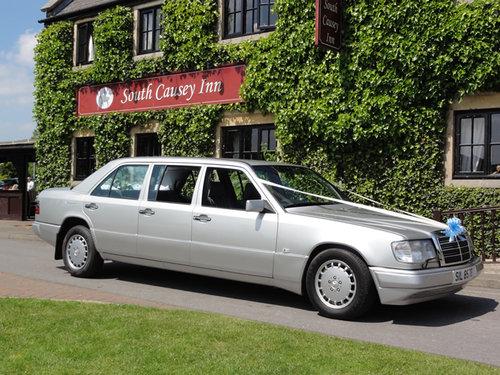 1992 Mercedes 6 door limousine For Sale (picture 2 of 6)