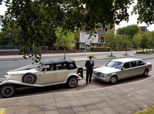 1992 Mercedes 6 door limousine For Sale (picture 3 of 6)