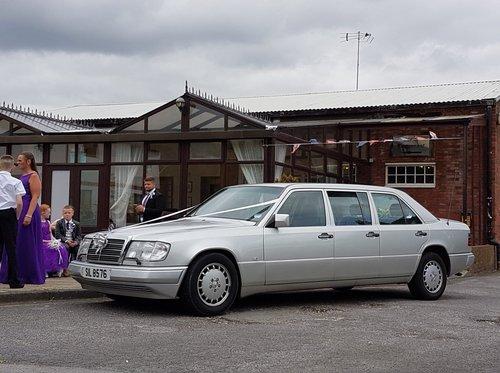 1992 Mercedes 6 door limousine For Sale (picture 4 of 6)