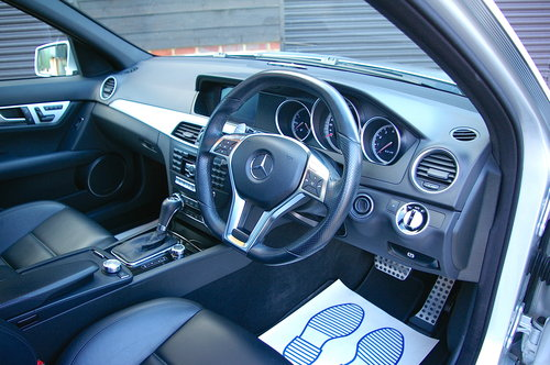 2011 Mercedes C63 6.2 AMG Edition 125 Estate Auto (37,323 miles) SOLD (picture 4 of 6)