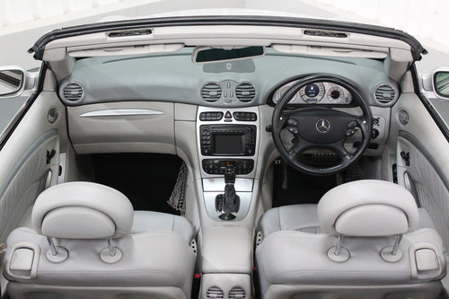2004 Mercedes Benz CLK55 AMG W209 - Full Service History  For Sale (picture 4 of 6)