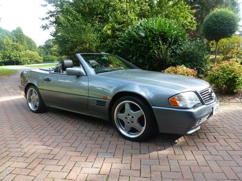 1991 Rare early 500SL For Sale (picture 1 of 6)