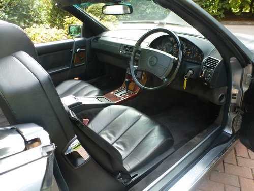 1991 Rare early 500SL For Sale (picture 2 of 6)