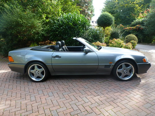 1991 Rare early 500SL For Sale (picture 3 of 6)