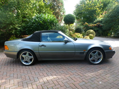 1991 Rare early 500SL For Sale (picture 6 of 6)