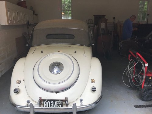 1938 Mercedes-Benz 170S Cabriolet A For Sale (picture 4 of 6)