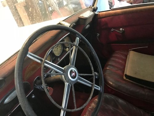 1938 Mercedes-Benz 170S Cabriolet A For Sale (picture 5 of 6)