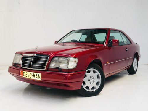 1995 W124 E320 COUPE - 1 PRIVATE OWNER - 57K MILES SOLD (picture 1 of 6)