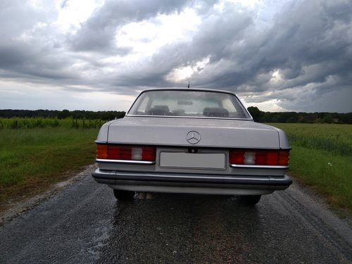 1983 Mercedes 280 CE W123  For Sale (picture 5 of 6)