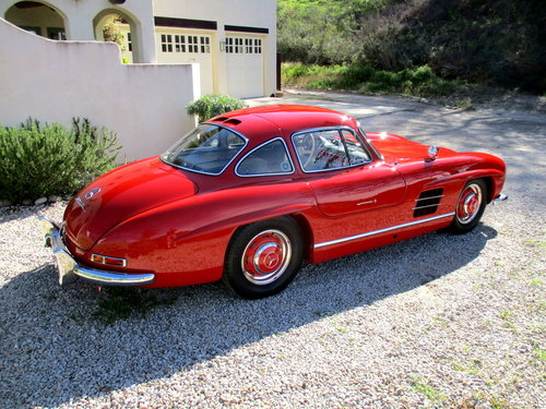 1957 Mercedes 300 Gullwing For Sale (picture 1 of 1)