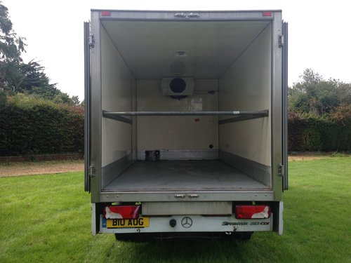 2009 Heat Chill Freeze Euro 5 box van For Sale (picture 4 of 6)