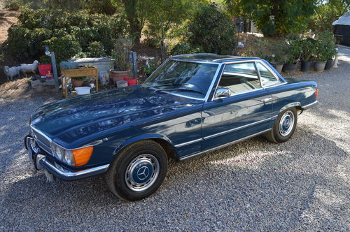 1973 Mercedes 450SL SOLD (picture 1 of 1)