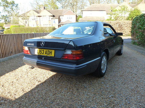 1993 MERCEDES 220CE C124 (W124) SOLD (picture 3 of 6)