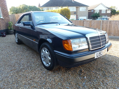 1993 MERCEDES 220CE C124 (W124) SOLD (picture 4 of 6)