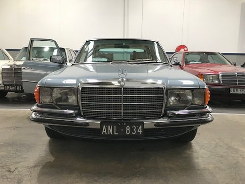 Mercedes-Benz 450 SEL 6.9 W116 in AS NEW condition For Sale (picture 2 of 6)