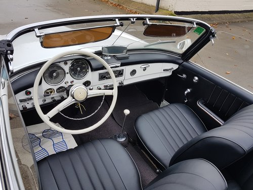 1958 Mercedes-Benz 190SL Roadster, Fully Original For Sale (picture 6 of 6)