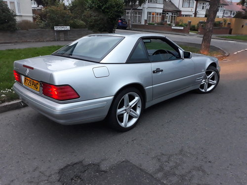 1998 Mercedes sl320 r129 For Sale (picture 2 of 6)
