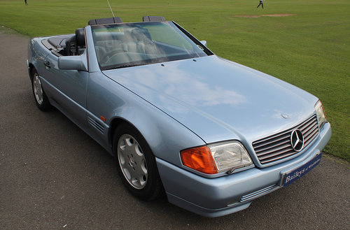 1992 Exquisite R129 300SL Roadster In Show Condition Throughout For Sale (picture 1 of 6)