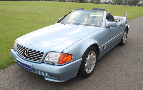 1992 Exquisite R129 300SL Roadster In Show Condition Throughout For Sale (picture 3 of 6)