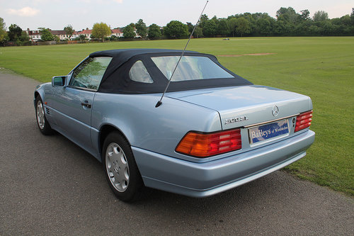 1992 Exquisite R129 300SL Roadster In Show Condition Throughout For Sale (picture 4 of 6)