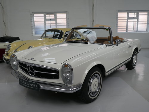 1967 Mercedes Benz 280 SL Pagoda SOLD (picture 1 of 6)
