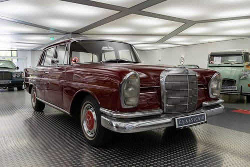 """1964 MB 220 Sb """"tailfin""""  For Sale (picture 1 of 6)"""