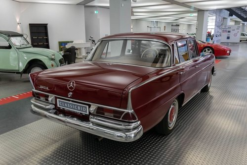"""1964 MB 220 Sb """"tailfin""""  For Sale (picture 3 of 6)"""