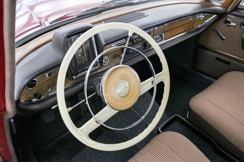 """1964 MB 220 Sb """"tailfin""""  For Sale (picture 5 of 6)"""