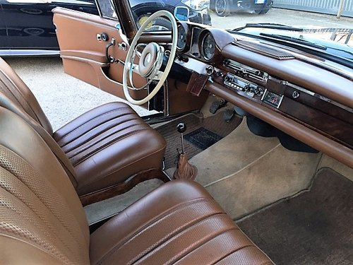 1964 MERCEDES BENZ 220 SEB CABRIOLET MANUAL GEARBOX For Sale (picture 5 of 6)