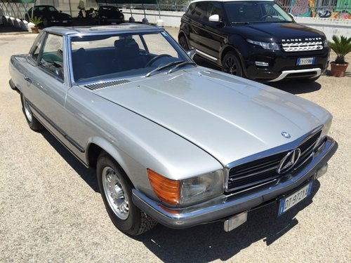 1979 MERCEDES SL450 HARDTOP BOOK SERVICE For Sale (picture 1 of 6)