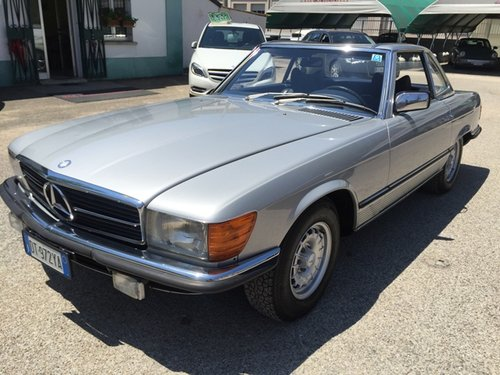 1979 MERCEDES SL450 HARDTOP BOOK SERVICE For Sale (picture 2 of 6)