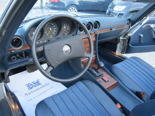1979 MERCEDES SL450 HARDTOP BOOK SERVICE For Sale (picture 4 of 6)