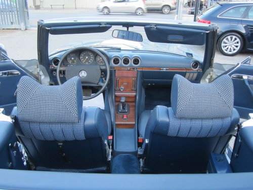 1979 MERCEDES SL450 HARDTOP BOOK SERVICE For Sale (picture 6 of 6)