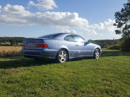 2002 Mercedes CLK200 Avantgarde  For Sale (picture 2 of 6)