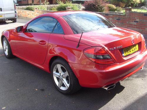 2010 Mercedes slk 300 For Sale (picture 3 of 6)