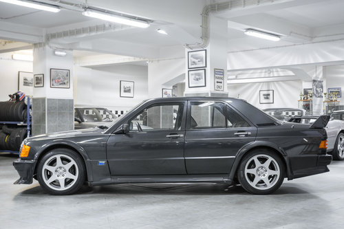 1989 Mercedes-Benz 190 E 2.5-16 Evolution I For Sale (picture 2 of 6)