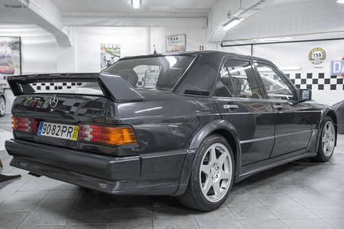 1989 Mercedes-Benz 190 E 2.5-16 Evolution I For Sale (picture 3 of 6)