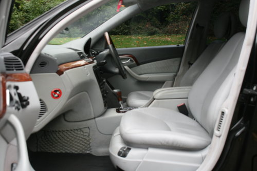 Mercedes S55 L AMG.. Rare LWB.. Low Miles + FSH.. Top Spec SOLD (picture 3 of 6)