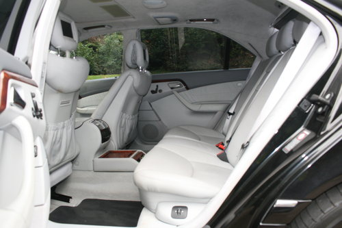 Mercedes S55 L AMG.. Rare LWB.. Low Miles + FSH.. Top Spec SOLD (picture 4 of 6)